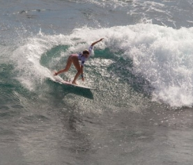 Summa & Kian take Ripcurl gromsearch by storm!