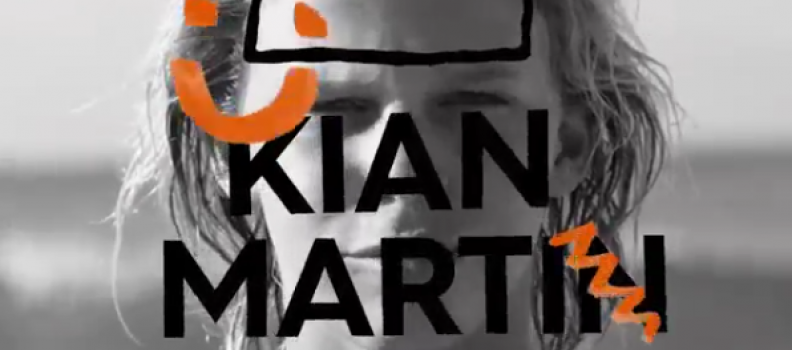 Kian Martin – King of the Groms