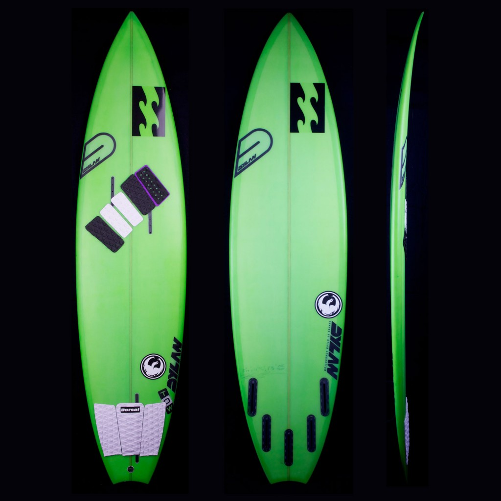 Tow - Dylan Surfboards